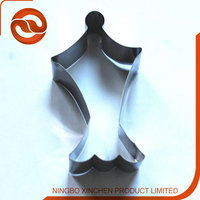 fancy design cookie cutter/cake mould/biscuit mould fob price