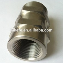 high pressure stainless steel natural gas filter
