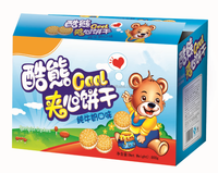 high energy biscuits milky sandwich crackers for children