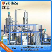 VTS-DP regeneration engine oil machine , used engine oil regeneration equipment, waste engine oil regeneration system