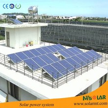 Enterprise used 30KW on grid solar power station include solar panels & inverter