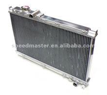 racing radiator for MAZDA MIATA 90-97 MANUAL