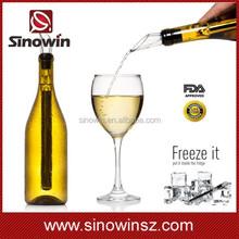 Wine Chiller 4-in-1 Wine Chiller Pourer Aerator and Stopper