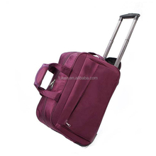 """Cities Carry On Wheeled Travel Trolley Bag 21"""" & 18"""" Lightweight Hand Luggage On Board Cabin Rolling Suitcase"""