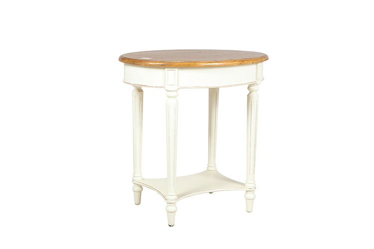 French Style Round Shabby Chic Coffee Table Furniture Farmhouse Tables Buy