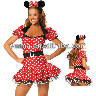 micky maus kost m erwachsene minnie mouse kost m cw 1685 schlafanzug produkt id 1811331082. Black Bedroom Furniture Sets. Home Design Ideas