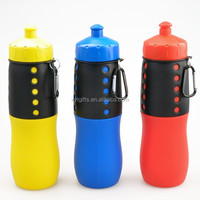 2014 New Items Hot Innovative Design Silicone Water Bottles