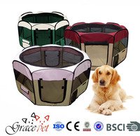 Pop Up Pet Cage / Pop up Pet Playpen / Dog Exercise Kennel Crate