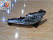 Korean car accessories HYUNDAI SONATA 13 fog lamp , auto parts car parts SONATA 13