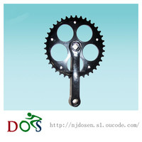 Cheap Bicycle Crank & Chainwheel, Durable Bike Crank Set, Bicycle Chainwheel with Best Price
