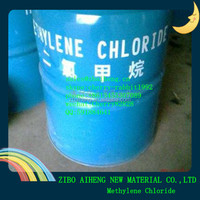 High Purity 99.9% Chemical Solvents Liquid Chemicals Methylene Chloride Paint Remover