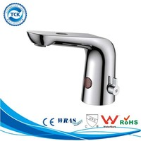 Contemporary Bathroom Sink Automatic Faucet Mixer