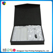 2014 paperboard gift box art paper wrapping for watches/rings/tea bags sale