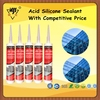 Acid Silicone Sealant With Competitive Price