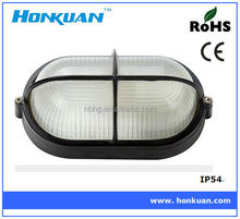 IP54 60W/100W aluminum bulkhead light for outdoor (CE RoHS)