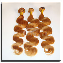"""quality products flashing lighted popular hair 8""""-30"""" dropshipping 100 human hair weave"""
