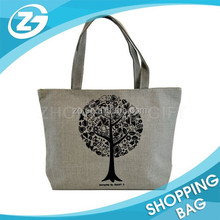 2015 China Wholesale Extra Large Brown Eco cotton tote bags promotion
