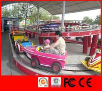 Top Sale park electric train rides mini shuttle amusement kids entertainment machine