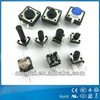 Top quality 4 pin SMD waterproof illuminated push button tact switch with UL approval
