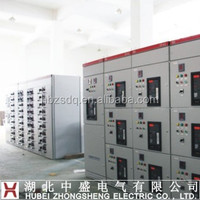MNS indoor low voltage metal-enclosed drawout switchgear and controlgear assembly