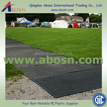 Ground protection mat/HDPE track way mats/Ground Protection and Temporary Flooring