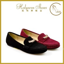 new design velvet loafers wholesale casual shoes china manufacture moccasin shoes loafer for women