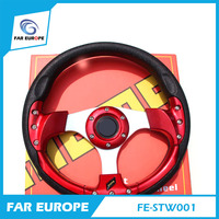 PVC Material Car Modification Steering Wheel Car