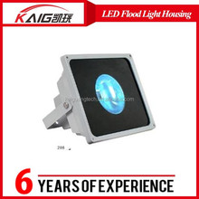 Factory directly 50w led floodlight housing