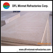 Or vermiculite fireboard / briques réfractaires pour poêle à bois