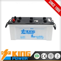 JIS N150 Dry Charged Car Battery