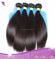 AAAAAA virgin straight hair cambodian names of human hair