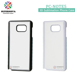 For Samsung Galaxy Note5 Sublimation Cell Phone Cover