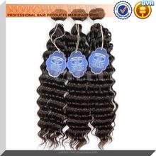 Direct Factory Hair Natural Color Cambodian 100% Virgin Human Hair Wholesale Hair Weave