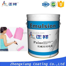 Acrylic Water Based Emulsion Primer Sealer