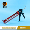 High quality skeleton silicon gun with CE approved Heavy duty sealant gun