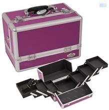 Purple Cosmetic Case