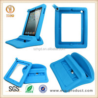 For ipad 2 / 3 case with 2 in 1 design big foam grip and stand,keyboard case