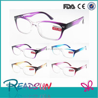 Latest CE certificate reading glasses Latest flexible CE certificate reading glasses