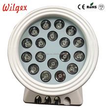 High power dmx round type LED Wall washer