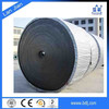 NN CC texitile reinforced rubber belts for conveying cement, lime, Surface coal