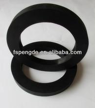 Polyurethene buffer rings for hydraulic jacks