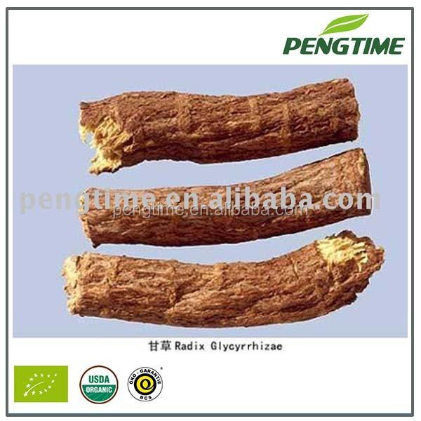 Orgânica raiz de alcaçuz