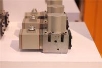 hydraulic servo valve D661 for hydraulic bending & rolling machine
