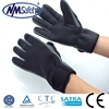 NMSAFETY 2015 Fishing hand glove/PU Leather Sewing Mechinest Glove/sport hand protection gloves