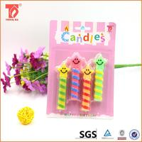 funny candles/candles paraffin wax with low price