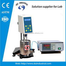 programmable digital automatic brookfield high temperature viscometer