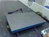 HT200-HT400 Material Finish Plane Marking Machine good quality cast iron working plate