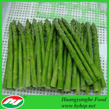 Fresh Frozen Asparagus with BRC Certificate