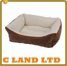 Stuffed Pet Product Plush Bed for Pet Cute Plush Pet Bed