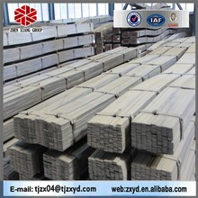Steel flat made in China used for building construction